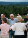 Group of old people